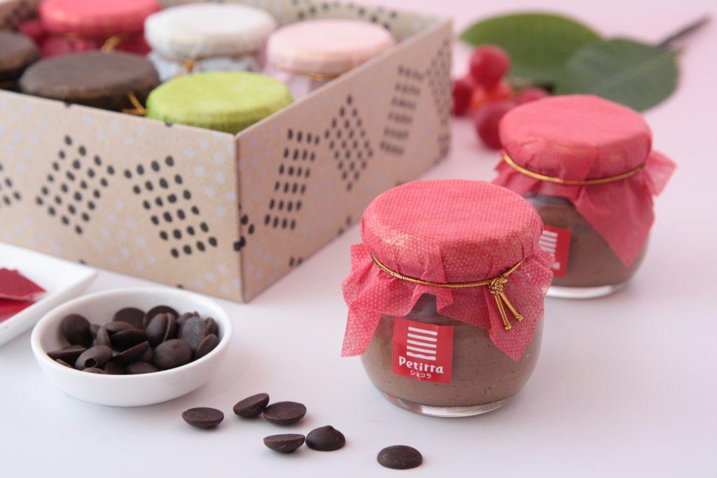 【バレンタインデー】】ショコラが入った特別セット販売中♪